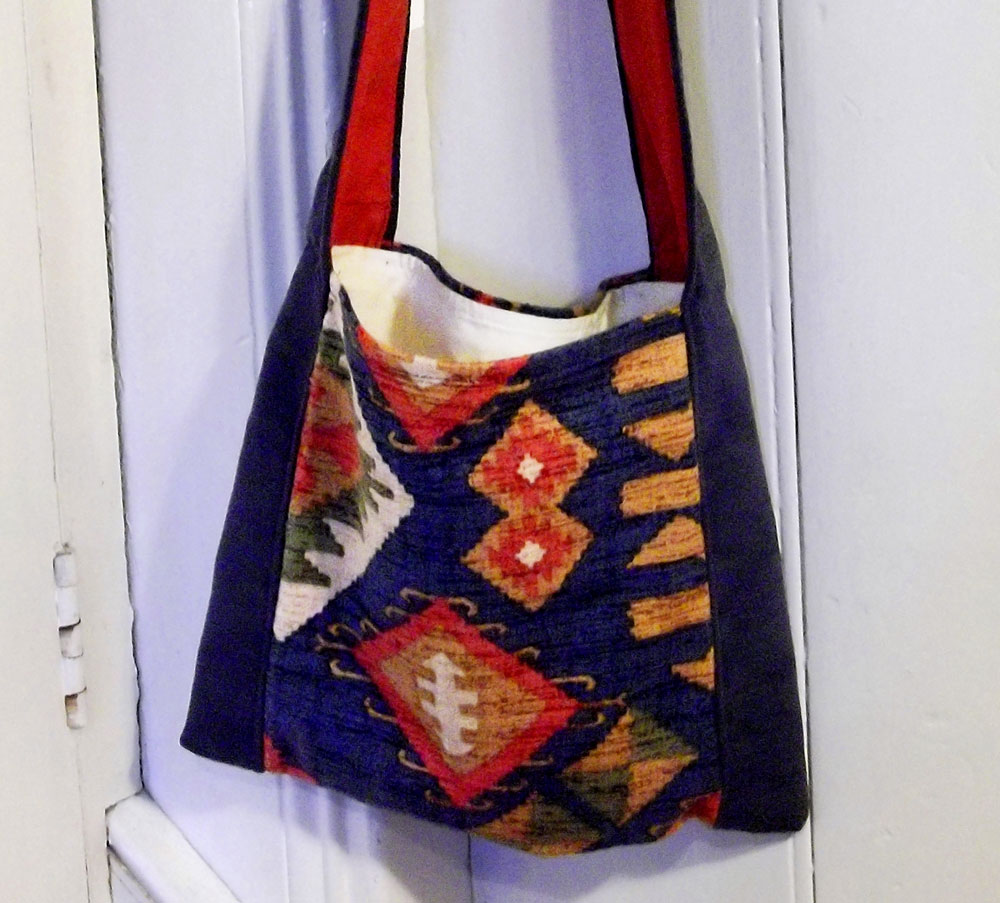 Shoulder Aztec Bag