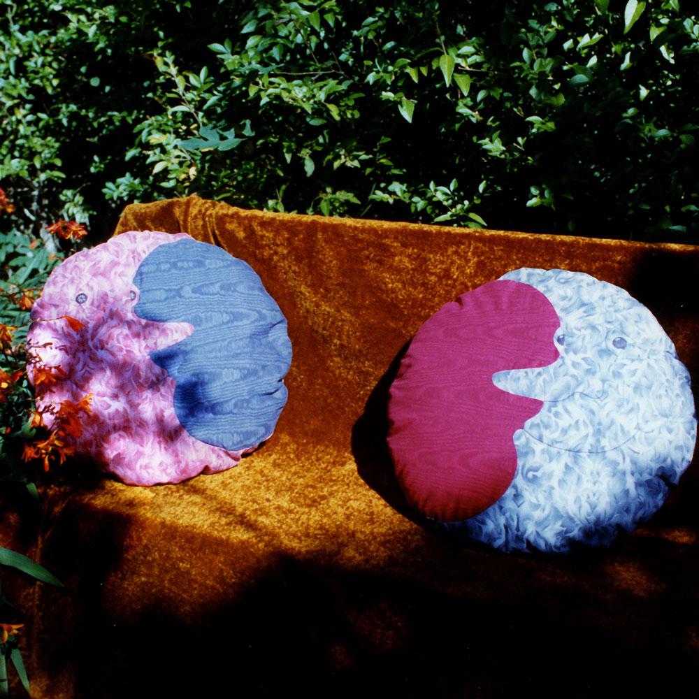 Moon Cushions