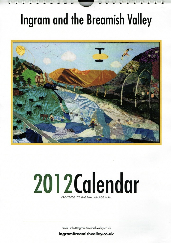 Ingram Valley Calendar