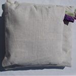 Lavender Bag - side tabs for hanging