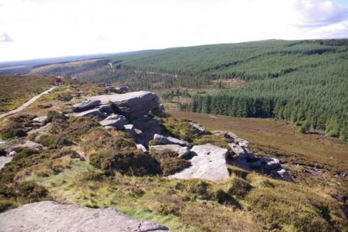 Simonside hills where grace lives